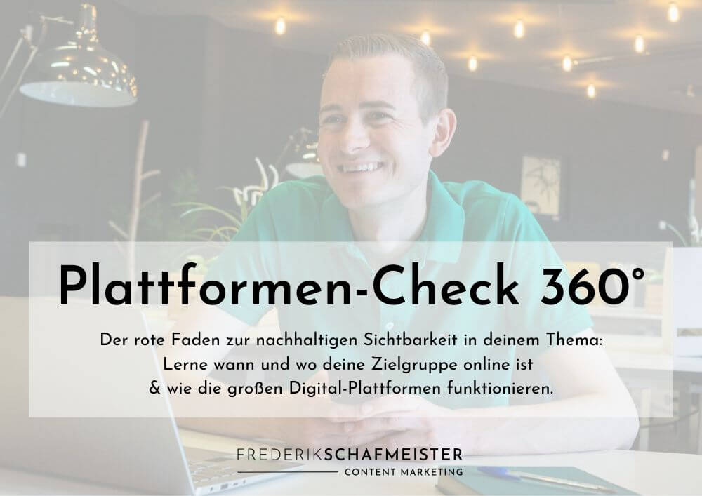 Titelseite eBook: Plattformen Check 360