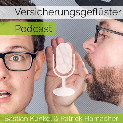 Cover Versicherungsgelüster Podcast